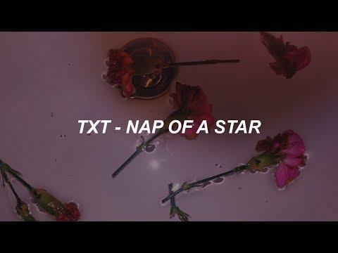 TXT (투모로우바이투게더) 'Nap of a Star' Easy Lyrics