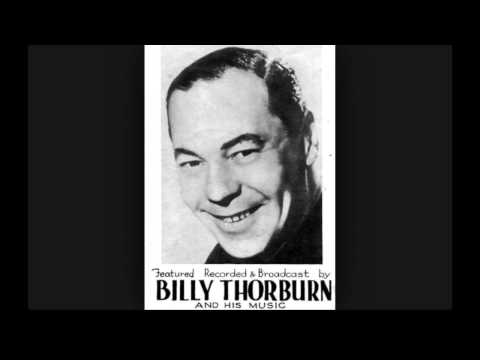 Billy Thorburn: All Over The Place