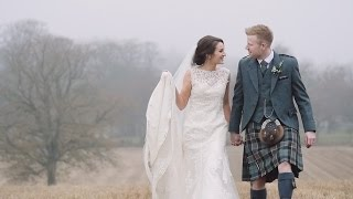 Vicky & Will   Wedding Film   Pittodrie House Hotel   Aberdeenshire   Scotland