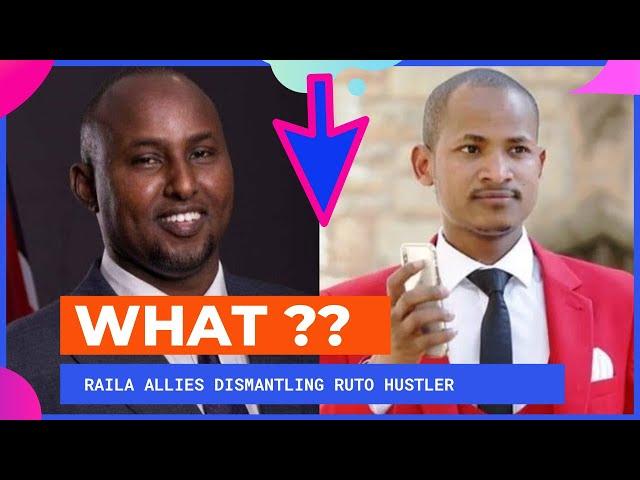 Raila Odinga allies led by James Orengo, Junet Mohamed, Babu Owino Dismantling William Ruto | News