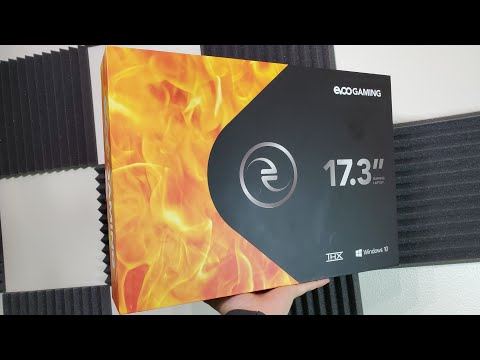 EVOO Gaming Laptop i7 RTX 2060 Under $1,000 1st Impressions Review!