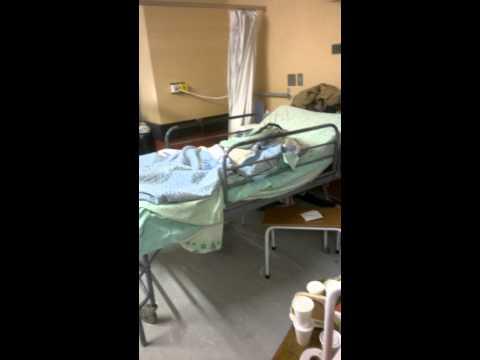 Hospital Nightmares, in Katutura Hospital, Windhoek -Namibia