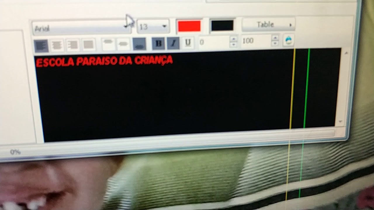 Download Tutorial ensinando usa o software HD-2016 painel led 70x20