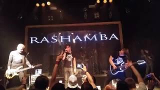 Rashamba Нежнее Смерти Live Moscow 06 01 2017