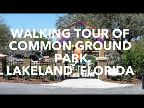 Common Ground Park, Lakeland Fl