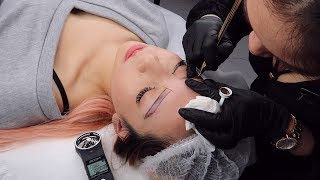 SHE GETS HER FIRST TATTOO!