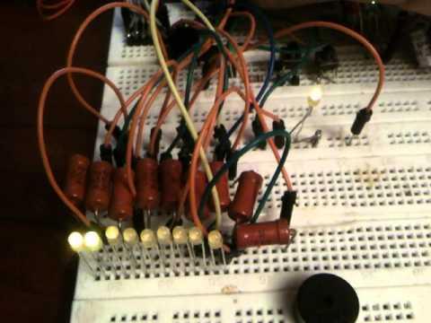 Светодиодный поворотник