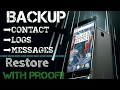 [SuperBackup] BackUp Everything ; Easy to Use(Fully Explained) - For Android