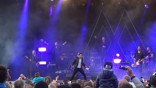 "MÅNS ZELMERLÖW ""Cara Mia"" (Live @ Gröna Lund, May 29 2015)"