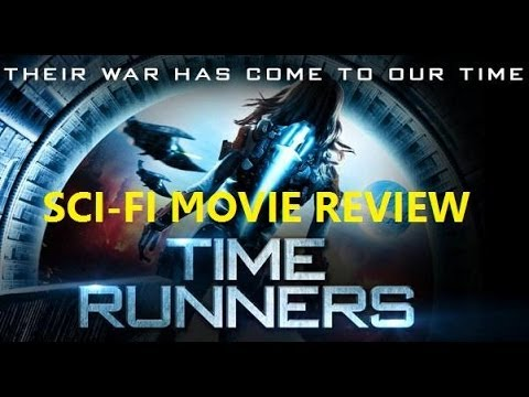 TIME RUNNERS ( 2013 ) aka 95ERS ECHOES Sci-Fi Movie Review