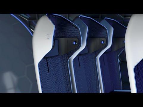 Swisstube Hyperloop Designconcept