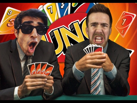 YOU MESSED WITH THE WRONG UNO PLAYERS!