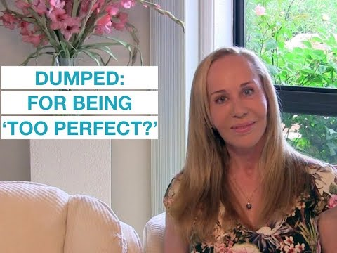 Breakups: Dumped For Being 'too Perfect?' — Susan Winter