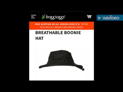 c0355daad21a2 Frogg Toggs Breathable Boonie Hat Overview - Ideal Sun   Rain Protection  Headgear The Art of Prepping