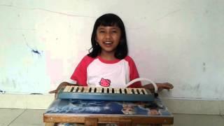 Sirih Kuning (pianika)