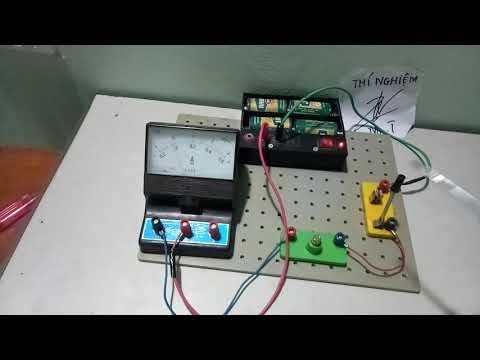 Vật lý 7- Bài 24: Thí nghiệm đo cường độ dòng điện
