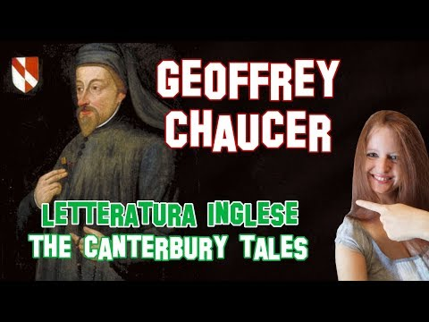 Letteratura Inglese | Geoffrey Chaucer ed i Canterbury Tales