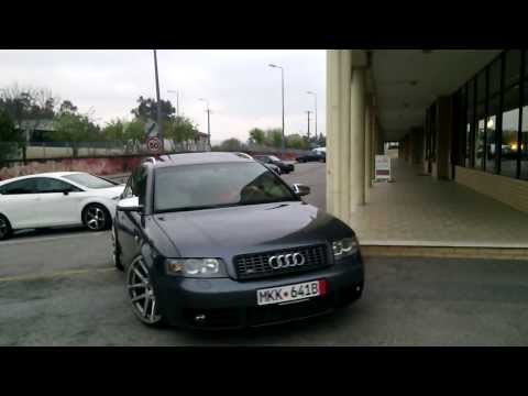 audi s4 b6 by bari rotiform lowtec youtube. Black Bedroom Furniture Sets. Home Design Ideas