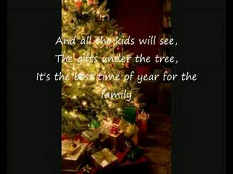 N'SYNC-MERRY CHRISTMAS, HAPPY HOLIDAYS, WITH LYRICS! - YouTube