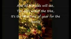 N'SYNC-MERRY CHRISTMAS, HAPPY HOLIDAYS, WITH LYRICS!