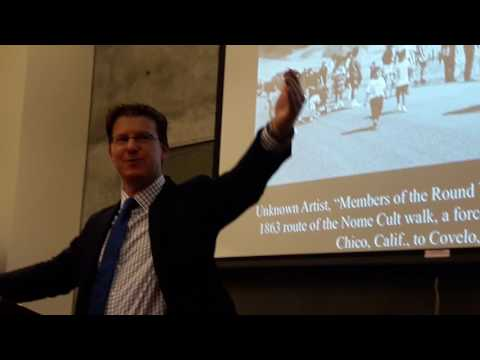 Q&A Benjamin Madley - An American Genocide UCSC