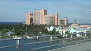 Caribbean = Nassau Bahamas / Atlantis Resort on Paradise Is.- Princess Cruise Dec 2014