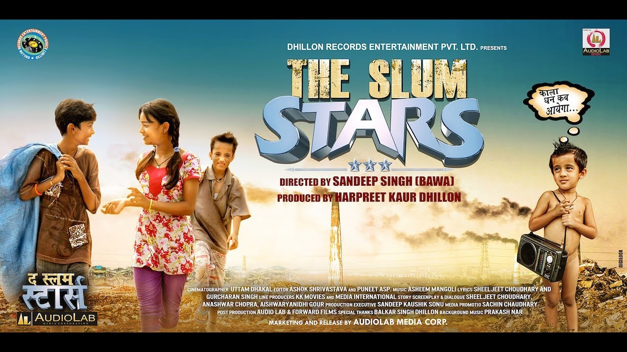 Image result for The Slum Stars (2017)
