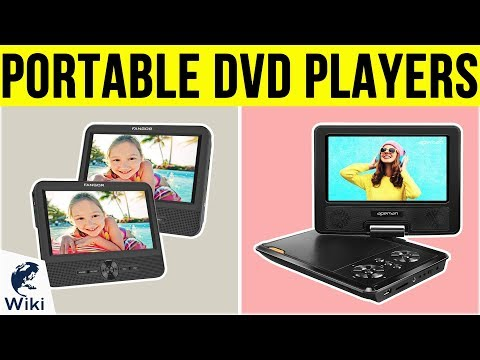 10 Best Portable DVD Players 2019