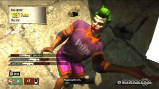 Gotham City Impostors - Crime Alley: Psych Warfare Gameplay (PS3)