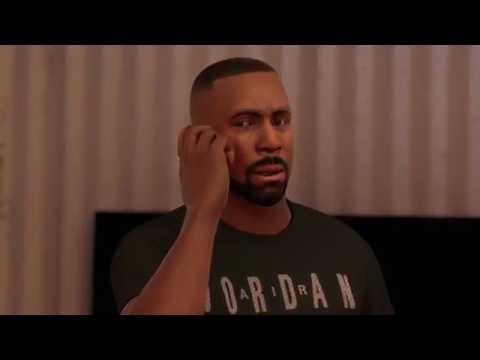 NBA 2K17 ( My Career) The offseason Justice Young and James Justice split up no more orange juice