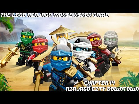 The LEGO Ninjago Movie Video Game - Ninjago City Downtown