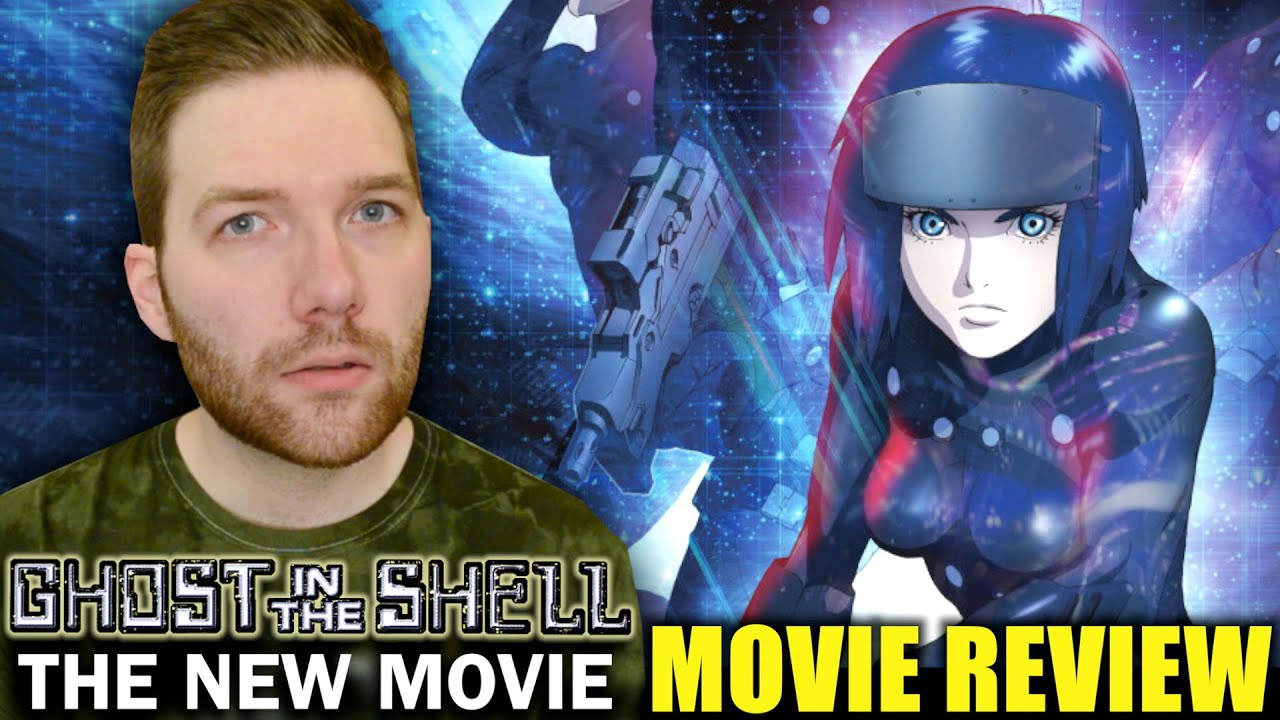 Ghost In The Shell The New Movie Movie Review Youtube