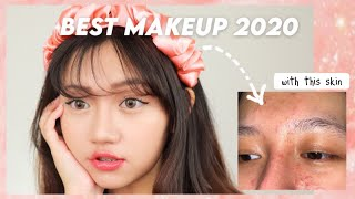 Best Makeup 2020 (with breakout skin)