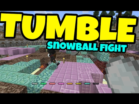 how to make a stone snowball in minecraft xbox one