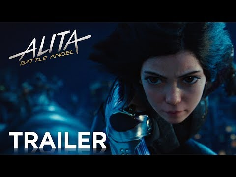 Alita: Battle Angel | Asia Trailer | February 8 | Fox Star India