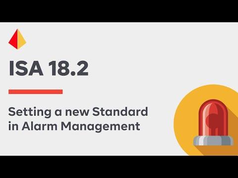ISA 18.2 -
