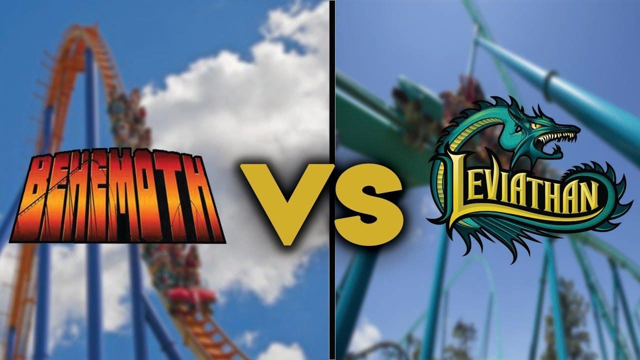 Canada's Wonderland Operations: Leviathan Vs. Behemoth ...