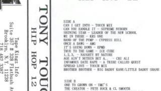 Dj Tony Touch Rap Us Vol 12 Rare Mixtape Cassette