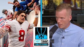 Game Review: New York Giants vs. Tampa Bay Buccaneers Week 3 | Chris Simms Unbuttoned | NBC Sports