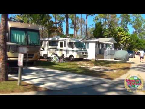 Woodsmoke Camping Resort Fort Myers Flordia
