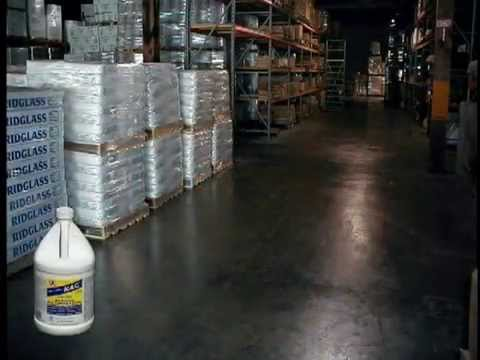 Dynamic Research SAF T STEP® Brand Slip Resistant Floor Treatments