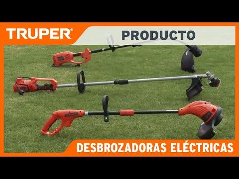 Desbrozadoras Eléctricas Truper thumbnail