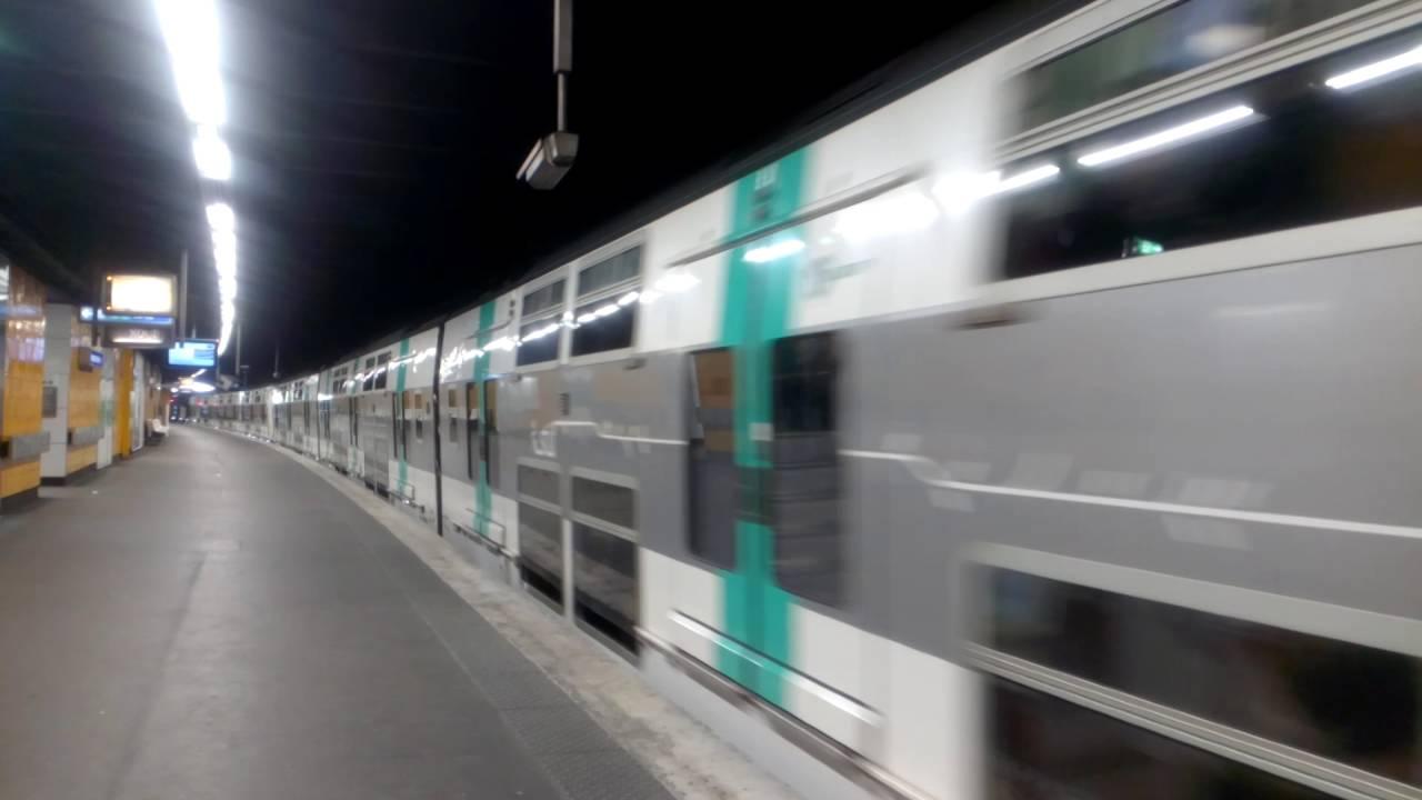 RATP RER A MI09 a Nogent sur Marne - YouTube