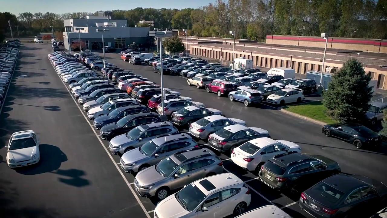 Walser Subaru Ing New And Used Vehicles In Burnsville Minnesota