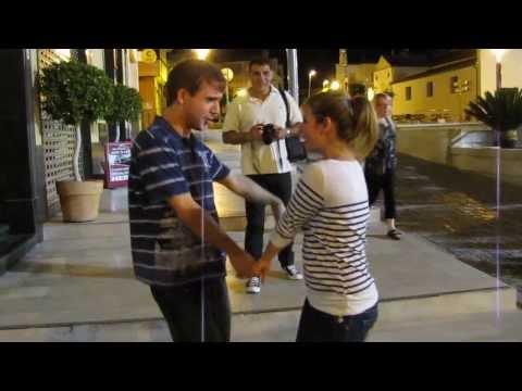 uli y rafa dancing