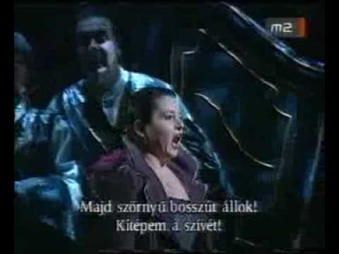 Eva Batori Donna Elvira's aria A chi mi dice mai