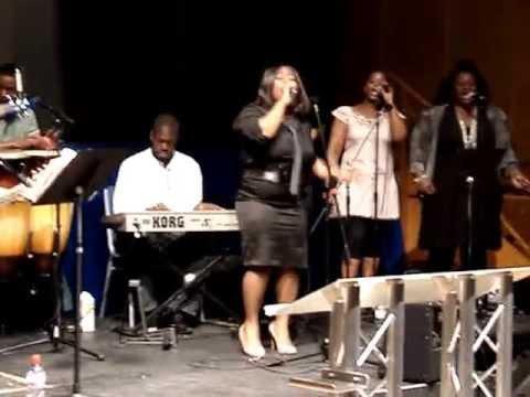 CLF Greenwich Worship Team (ft. Christine Asamoah) - Let God Arise