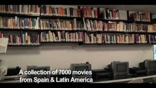 Instituto Cervantes New York video promotional