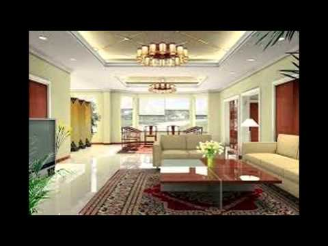 Design of pop drawing room youtube for Latest drawing room