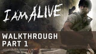 I Am Alive Gameplay Walkthrough Part 1 (HD 1080p)
